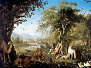 Eden animals