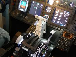 airplane throttle 2