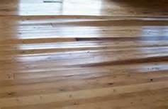 bumpy floor