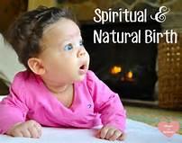 spiritual natural birth