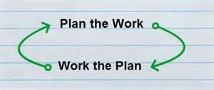 plan work