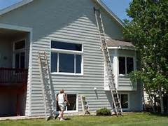siding on house
